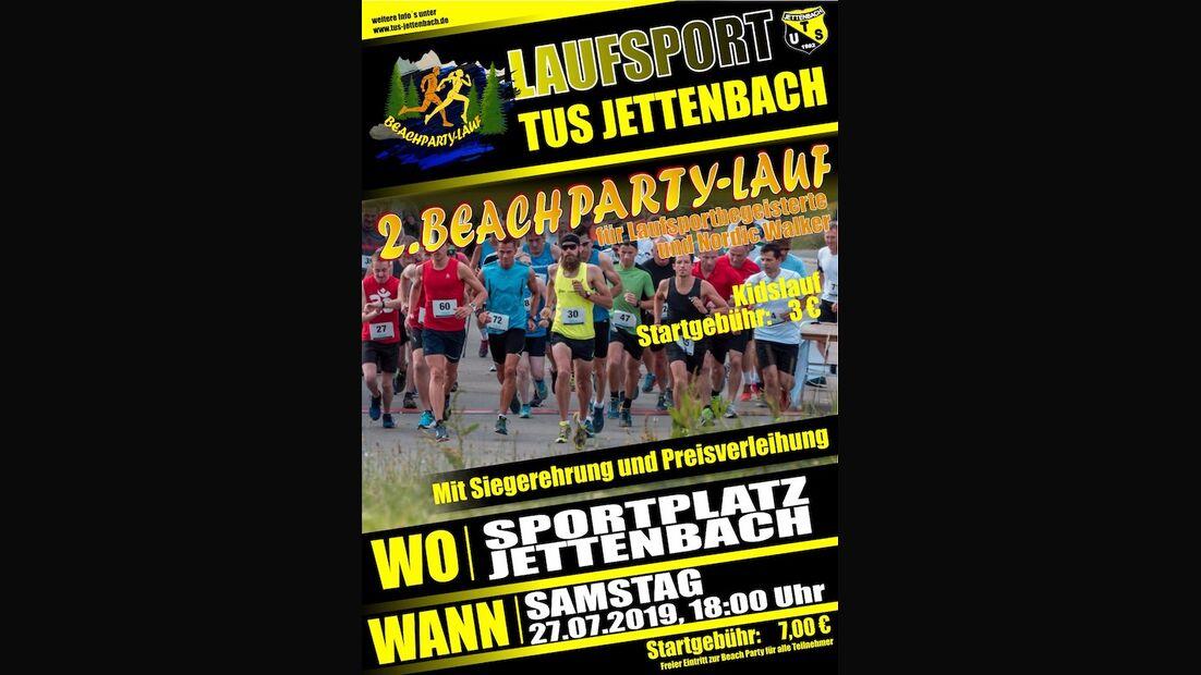 Beachparty-Lauf 2019