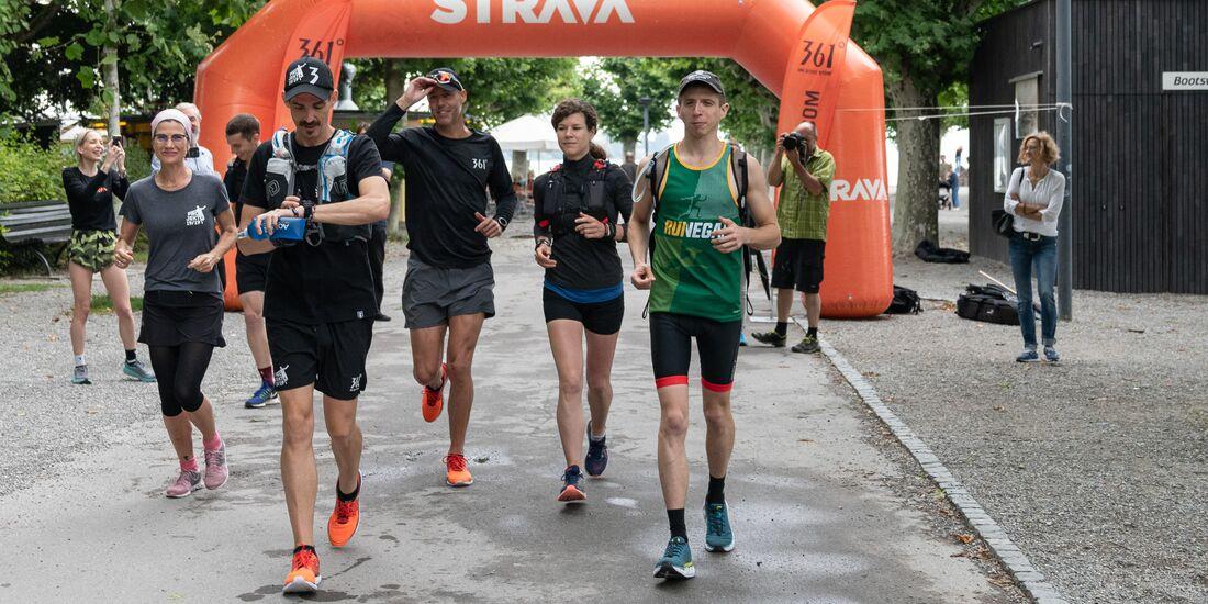 Bei seinem Projekt 19/19 läuft Anthony Horyna 45 Marathons in 45 Tagen.