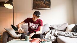 Beim Intervallfasten wird beispielsweise 16 Stunden täglich nicht gegessen – Kaffee zum Frühstück ist dabei aber erlaubt.