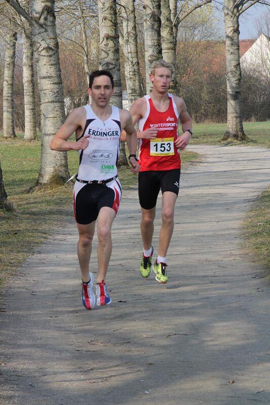Berta-Hummel-Lauf Massing Sieger