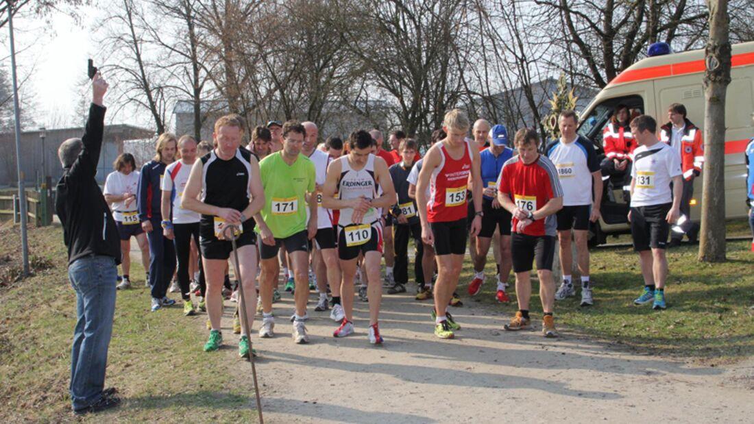 Berta-Hummel-Lauf Massing Start