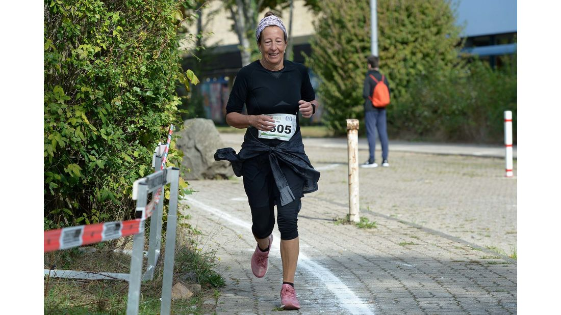 Bienwald-Marathon Kandel 2021