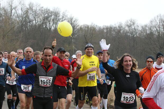 Bienwald-Marathon Kandel 3