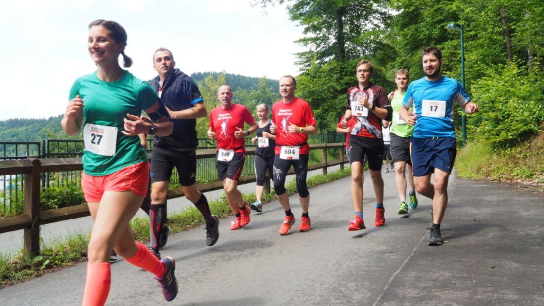 Biggesee-Marathon 2016