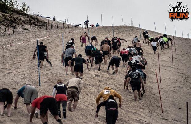 Blaster Run Monte Kaolino 2018 Todesberg