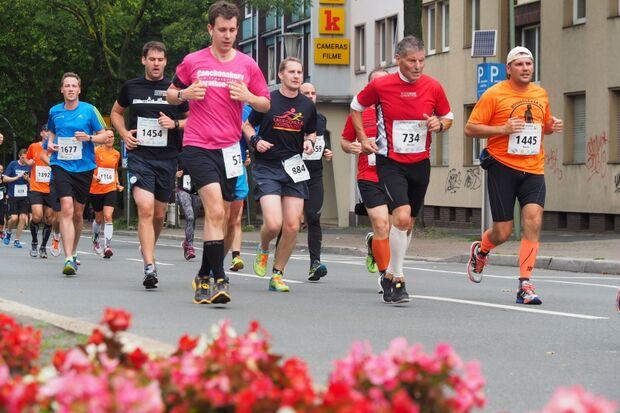 Bochum Halbmarathon 2015
