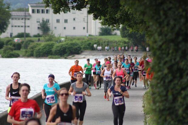 Bodensee-Frauenlauf Bregenz 2015