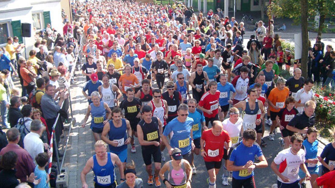 Bodensee-Marathon Kressbronn 2012