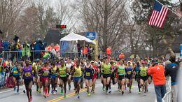 Boston-Marathon 2015