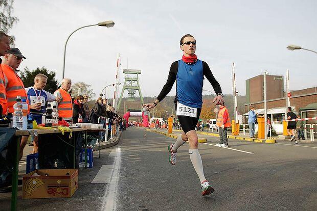 Bottroper Herbstwaldlauf und Ultramarathon