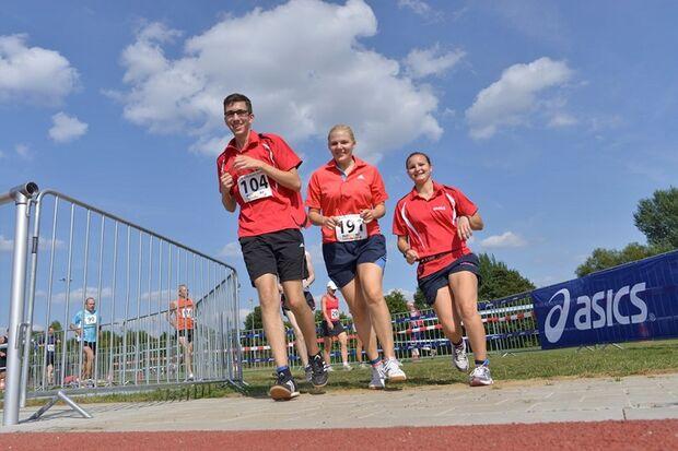 Braunschweiger 24-Stundenlauf: 24 Stunden auf den Beinen