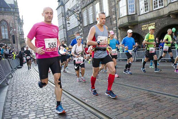Bremen Marathon 2017, 01.10.17