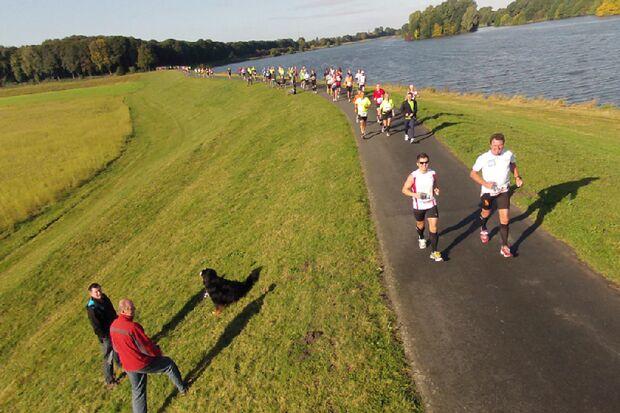Bremen-Marathon Strecke