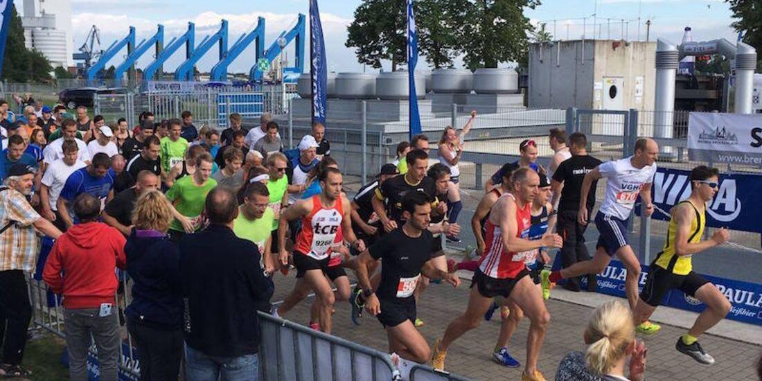 Bremer Brückenlauf 2017 Start