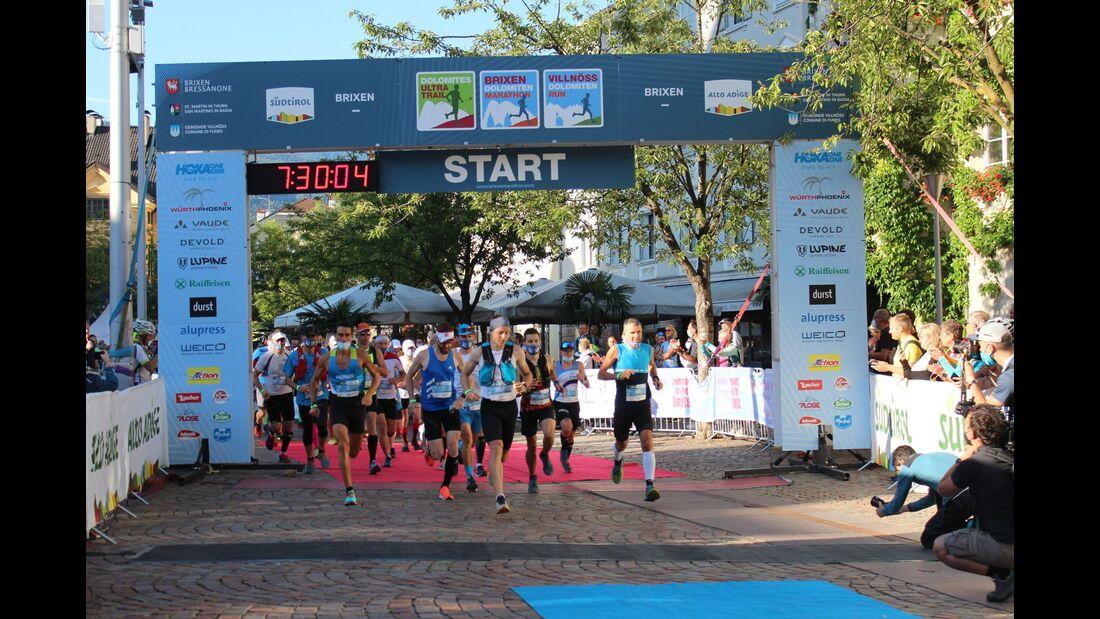 Brixen Dolomiten Marathon 2021