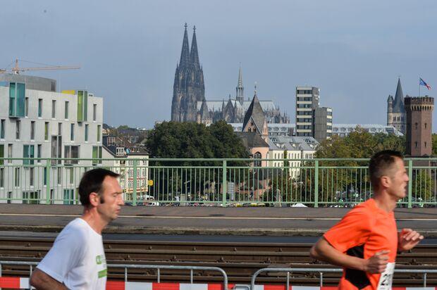 Brückenlauf Köln