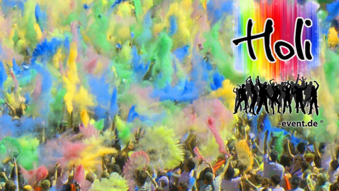 Buntes Treiben beim Lauf der Farben in Dortmund