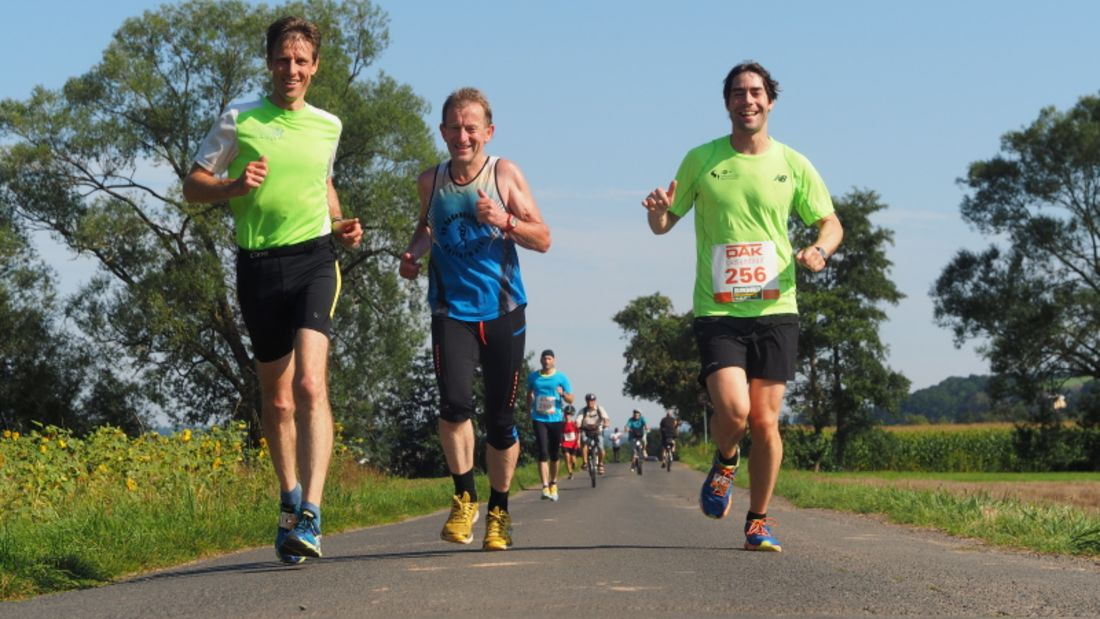 Burgwald-Marathon Rauschenberg 2015
