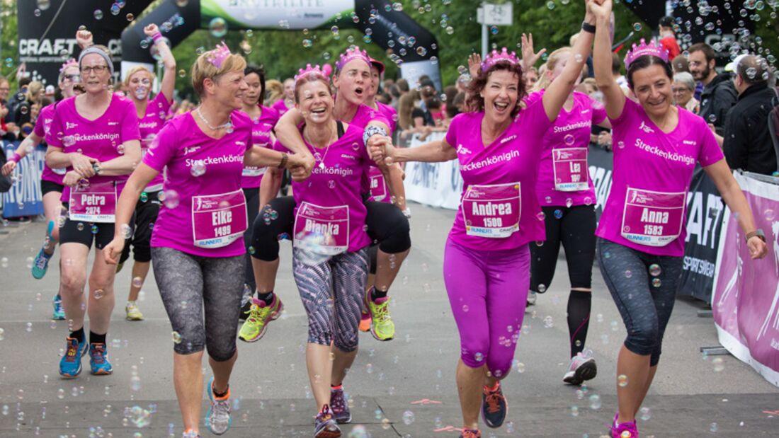CRAFT Women´s Run Stuttgart 2016