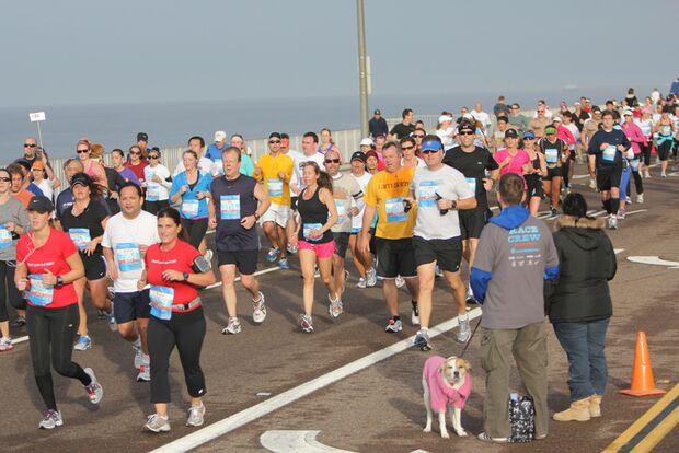Carlsbad Marathon 1