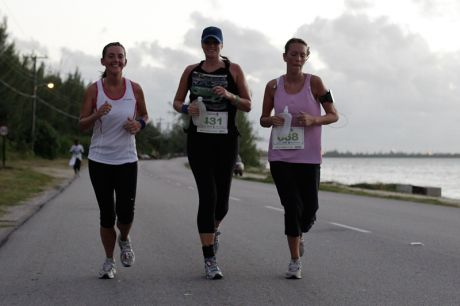 Cayman Islands Marathon 1
