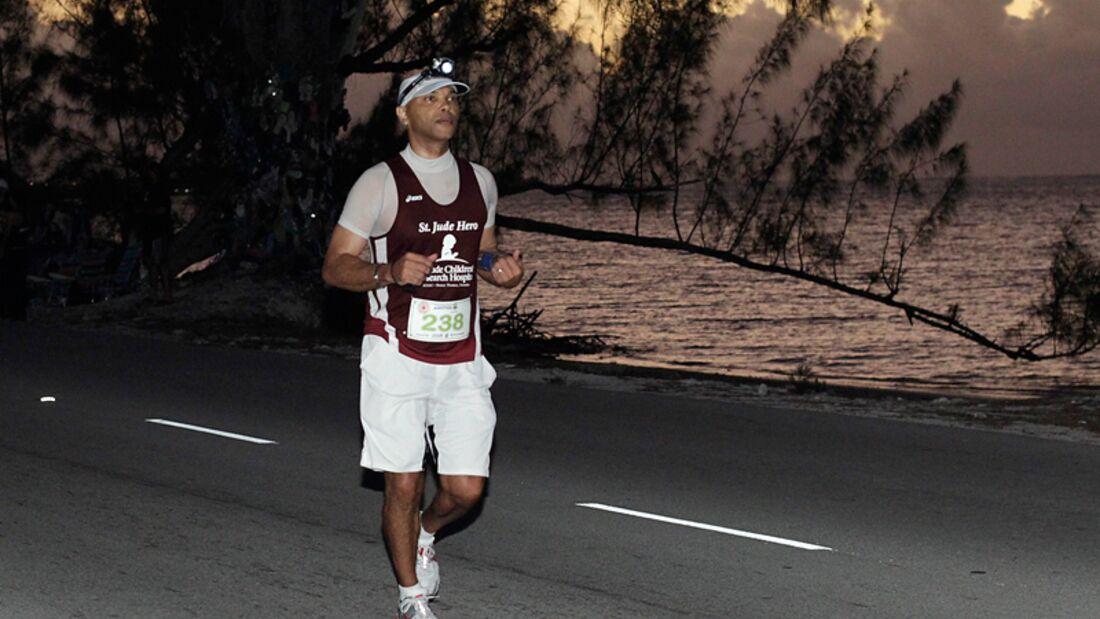 Cayman Islands Marathon 2011