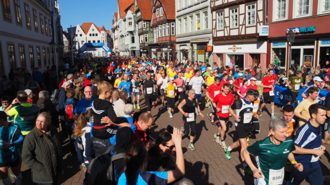 Celler Wasa-Lauf 2015
