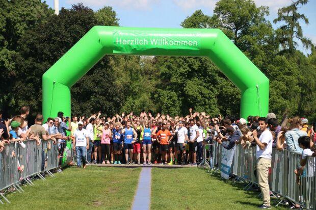 Charity Walk & Run Karlsruhe: Laufen! Helfen! Begegnen!