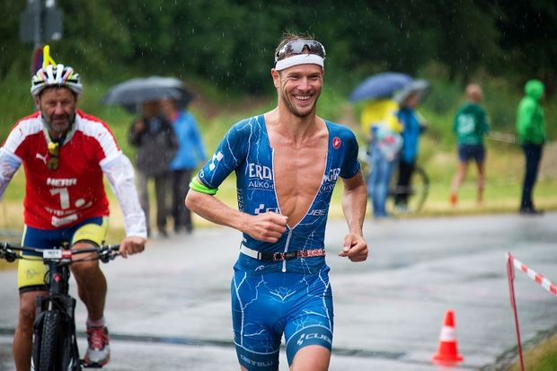 Chiemsee-Triathlon Chieming 2017 Michael Raelert