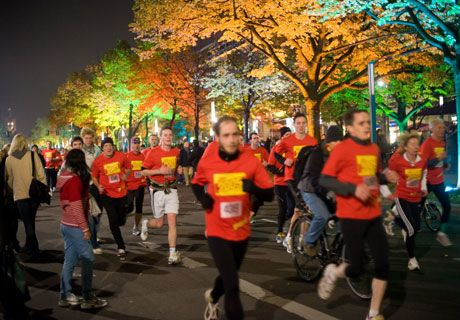 City LightRun Berlin