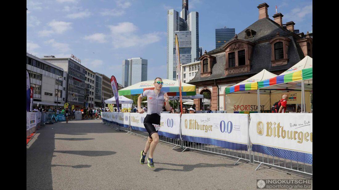City Triathlon Frankfurt 2019