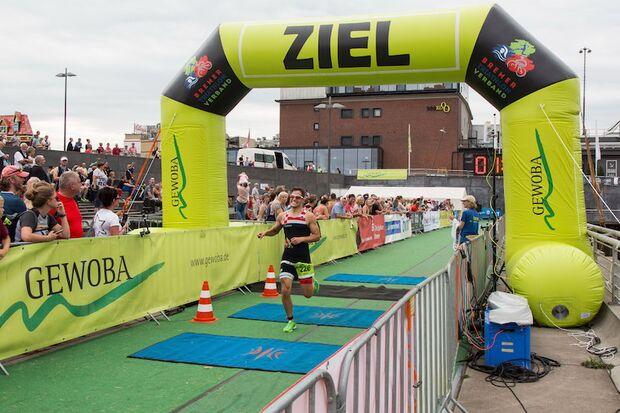 City Triathlon in Bremen 2018