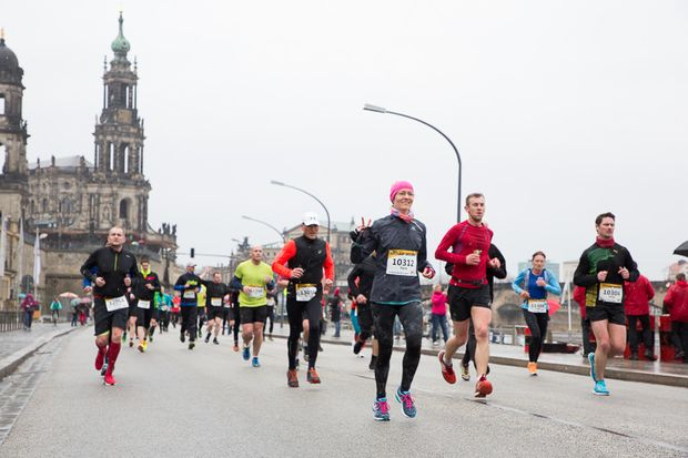 Citylauf Dresden 2017