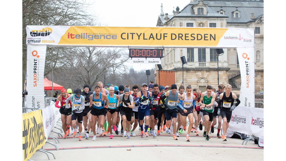 Citylauf Invitational Dresden 2021