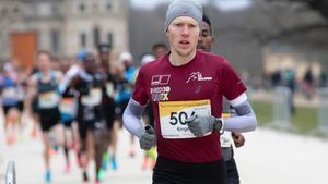 Citylauf Invitational Dresden 2021