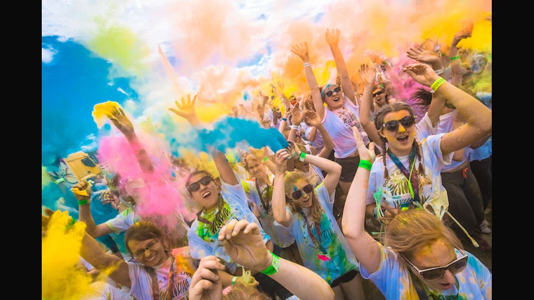 Color Obstacle Rush Berlin 1