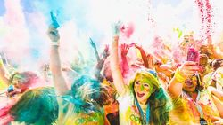 Color Obstacle Rush Festival