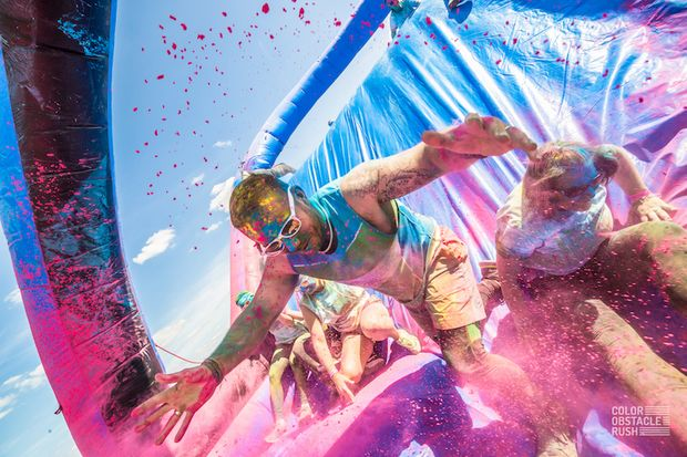 Color Obstacle Rush Windsor