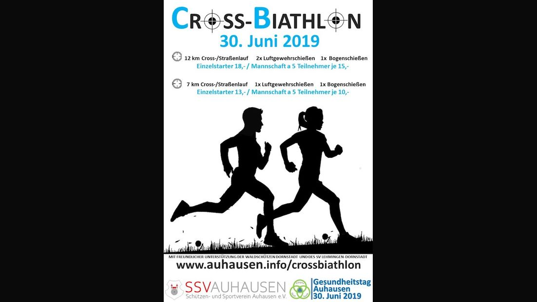Cross-Biathlon Auhausen 2019