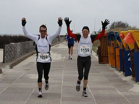 Cuxhaven-Marathon Küste 2014