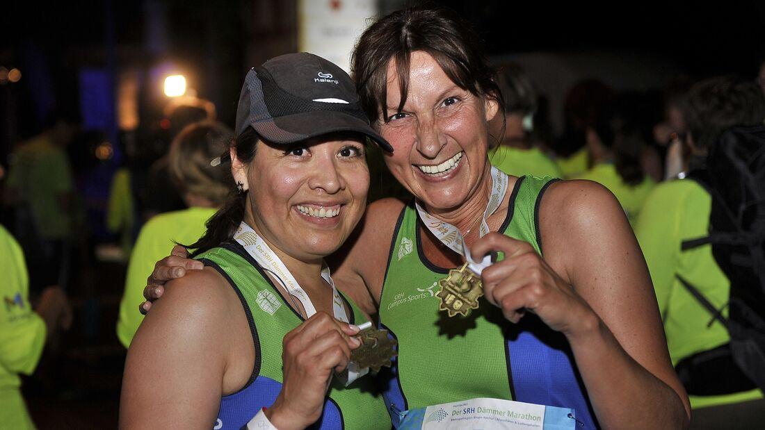 Dämmer Marathon 2018