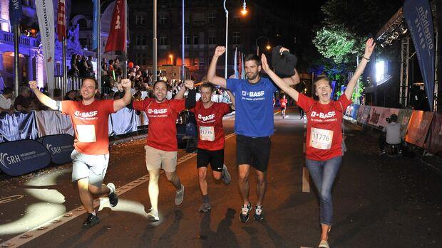 Dämmer-Marathon Mannheim 2018