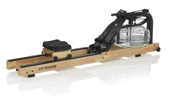 Das Rudergerät FITENGINE ist dank seines unschlagbaren Designs ein echter Hingucker