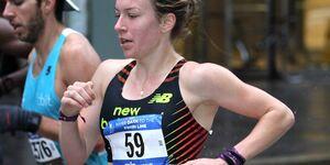 Der Britin Stephanie Twell könnte in Frankfurt der Durchbruch in die europäische Marathon-Spitze gelingen.