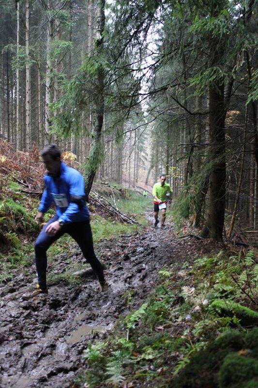 Der Platinman-Berglauf wendet sich an ambitionierte Bergläufer.