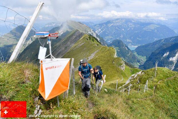 Der Swiss International Mountain Marathon verspricht einzigartige Berglandschaften.