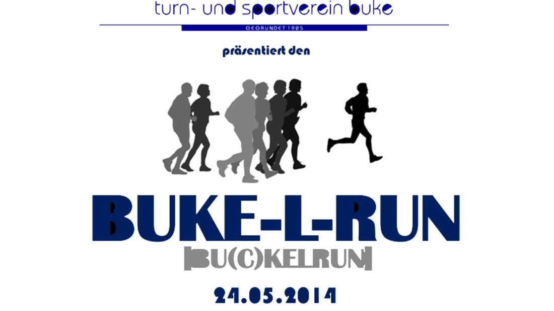 Der TSV Buke präsentiert den Buke-L-Run