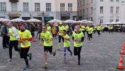 Der Tallinn-Marathon ist eine der größten Sportveranstaltungen im Baltikum.
