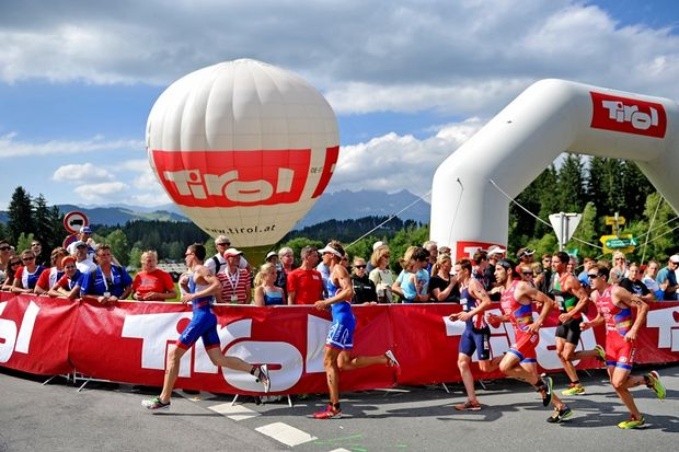 Der Triathlon in Kitzbühel kehrt 2016 erneut in den Kreis internationaler Topevents zurück.
