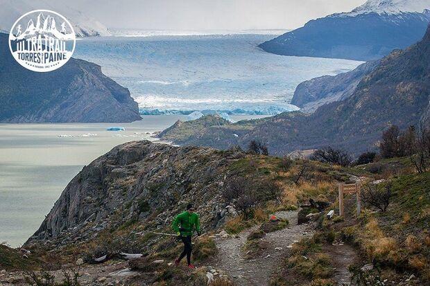 Der Ultra Trail Torres del Paine bietet atemberaubende Panoramen.